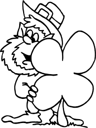 Small Picture St Patricks Day Coloring Pages and Activities for Kids