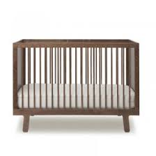 earth friendly furniture. Sparrow Convertible Crib In Walnut Earth Friendly Furniture