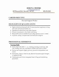 Child Care Assistant Resume Unique 29 Luxury Daycare Assistant