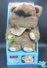 Other prominent roles include wicket w. 1984 Kenner Star Wars Rotj Wicket W Warrick Ewok Plush With Box Signed By Warwick Davis 1d