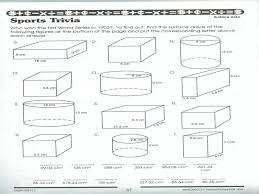Surface Area Cylinder Worksheet Worksheets for all | Download and ...