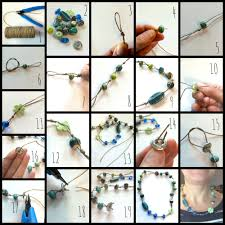 here s how i do it knotted necklace collage