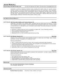 Sample Salesperson Resume Salesperson Resume Under Fontanacountryinn Com