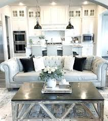 Best 25 Small Open Kitchens Ideas On Pinterest  Farm Style Interior Design For Small Spaces Living Room And Kitchen