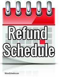 2015 Refund Cycle Chart 2016 Irs Refund Cycle Chart For 2015 Tax Year Taxes