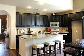 dark kitchen cabinets with gray walls dark brown kitchen cabinets dark brown kitchen cabinets with grey