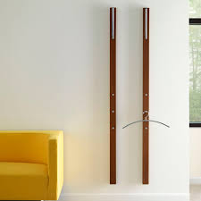 Commercial Coat Racks Wall Mounted Wallmounted coat rack contemporary wooden commercial LINE 37