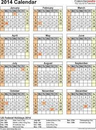 two year calender 2014 12 month calendar template friends and relatives records