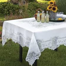 tablecloth size guide hayneedle