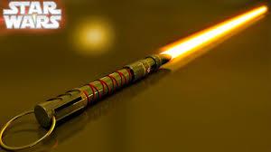 Crazy Lightsaber Designs Star Wars Novel Confirms Full Meaning Of Orange Lightsabers Canon