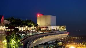 Marina Bay Sands Singapore 4K Stock Video 637 092 633