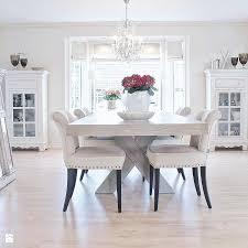 dining room wnętrza w stylu modern clic Średnia otwarta jadalnia w kuchni styl nowojorski zdjęcie