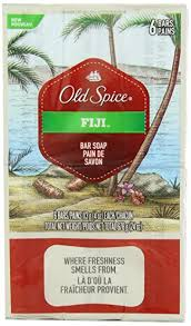 Old Spice Fresh Collection Fiji Scent Bar Soap Pack ... - Amazon.com
