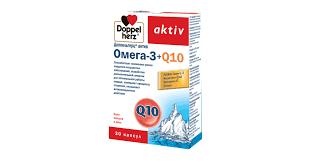 <b>Доппельгерц</b>® <b>актив Омега</b>-<b>3</b> + Q10