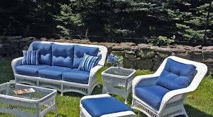 Ideas on White Wicker Patio Furniture Decor Craze Decor Craze