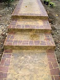 decorative sidewalks. steps-sidewalks-gallegos39-decorative-concrete decorative sidewalks .