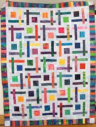 Scrap Quilt Patterns New Scrap Quilt Ideas Chop Suey In Batiks The Quilting Company