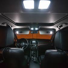 Mitsubishi Montero Interior Lights Car Parts Interior Lighting 12 Pcs White Led Interior Light
