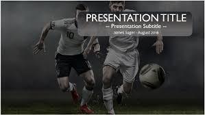 Free Soccer Powerpoint Templates Erieairfair