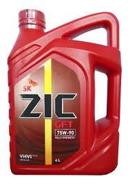 <b>Трансмиссионное масло ZIC</b> 75w90 4л 162629 - отзывы ...