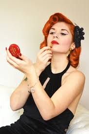 makeup with history besame cosmetics dolly and dotty the sixties twist