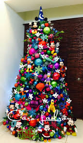Best Disney Christmas Decorations Ideas On Pinterest Mickey Mouse Tree Kids  Trees For