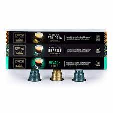Any cup of coffee you make with your favorite coffee and a perfect pod capsule is going to be good. Caffitaly Nespresso Coffee Capsules Variety Pack Vivace Ethiopia Brasile 30 Pods Ebay