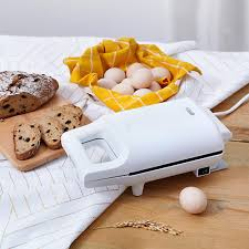 Купить <b>Бутербродница Xiaomi Pinlo Mini</b> Sandwich Machine White ...