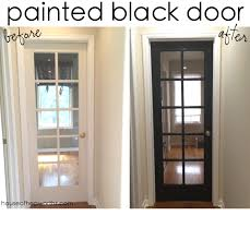 as much as i love this 10 panel glass door especially now that it s black we need some privacy without having to replace the entire door