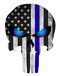 one get one free punisher thin blue