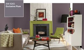 Plum Colors For Bedroom Walls 2014 Color Of The Year Exclusive Plum Sw 6263 By Sherwin Williams
