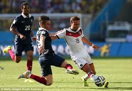 Prancis vs Jerman