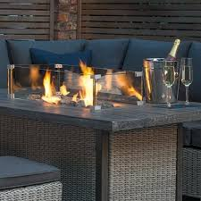 kettler palma sofa set with fire pit
