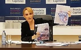 """Primăria condusă de Gabriela Firea cere modificarea """"de urgență"""" a unor titluri de pe ziare."""