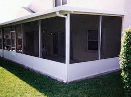 aluminum patio enclosures. Screen-enclosure-2 Sunroom-aluminum-roof Aluminum Patio Enclosures
