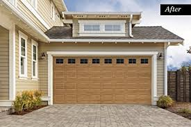 Giani 2 Car Fade WeatherResistant Ultra Strong Decorative Magnetic Garage Door Window