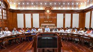 Cabinet extends the term of the OBC subcategorization panel.