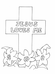Free Printable Easter Coloring Pages Religious Printable Bookmarks