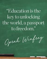 Quotes About School Inspiration 48 Inspirational BacktoSchool Quotes For Your Kids PureWow