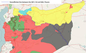 syrian civil war map (civilwarmap)  twitter