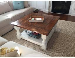 dazzling square farmhouse coffee table high def for your dream home enjoyable ana white