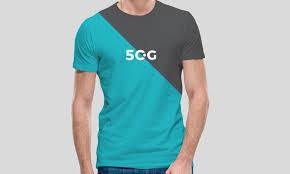 Tshirt Psd Free Young Man Wearing T Shirt Mockup Psd