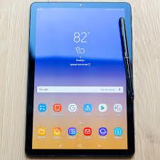 Samsung Galaxy Tab S4 Review Valiant Effort The Verge