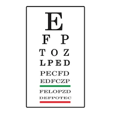 Free Eye Chart Clipart Clip Art Library