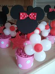 minnie mouse backyard party gogo papa lillys backyard diy minnie mouse party ideas centerpieces ptc cofo