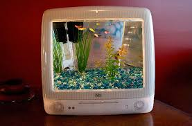 those old macs aren t of much use any more but you can modify it into a fantastic betta tank you could do this with tv s or any other kind of older