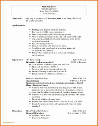 Resume Template For Teenager Unique Resume Template For Teenager