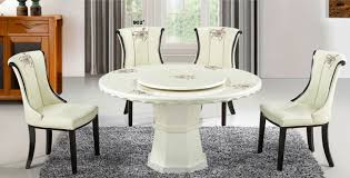 popular modern round marble top dining table in dining tables from in amazing round marble dining