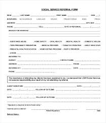 dental referral form template template patient referral form template simple intake medical free