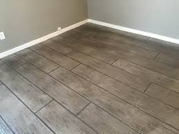 Concrete Wood Floor All Around Surfaces Wood Look Concrete Overlay Flooring